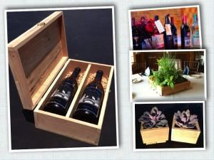 Eco Friendly Wine Racks
