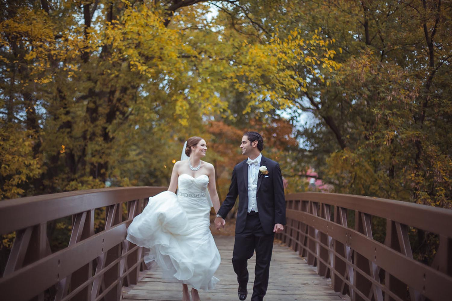 Traditional Style Wedding in Illinois