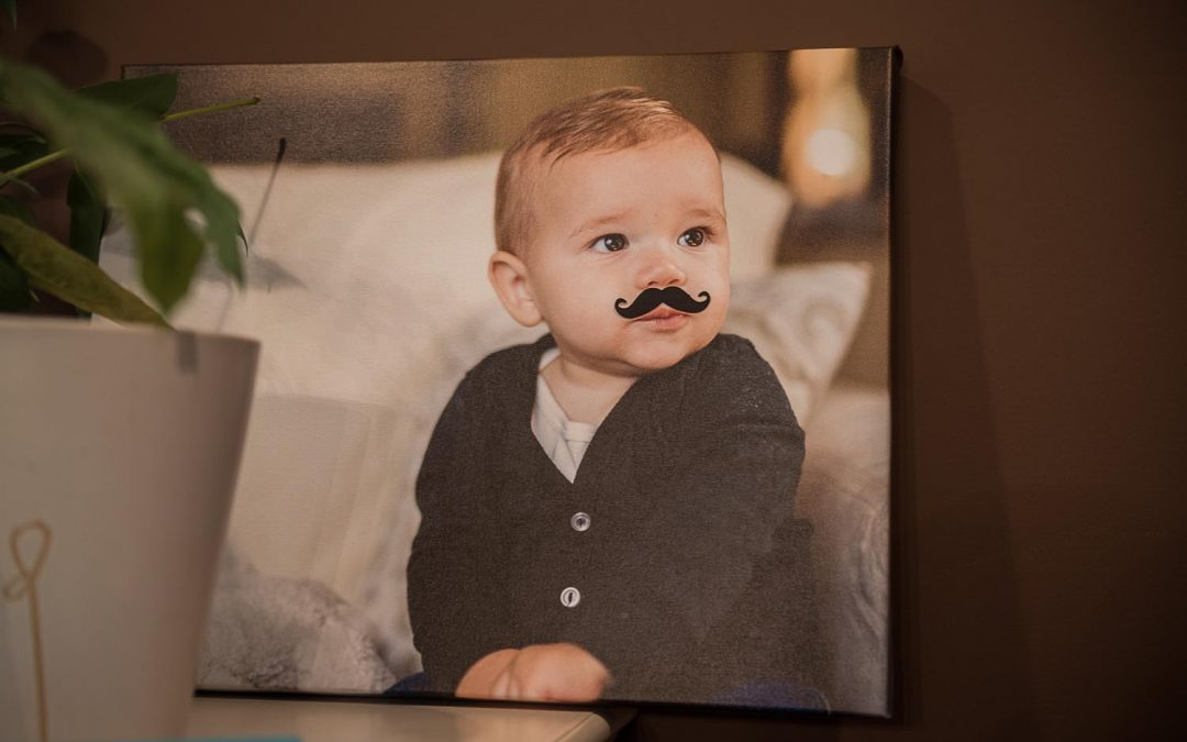 Real Events: Will's Mustache Bash